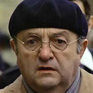 Bernard Blier Headshot