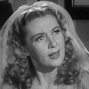 Joan Blondell Headshot