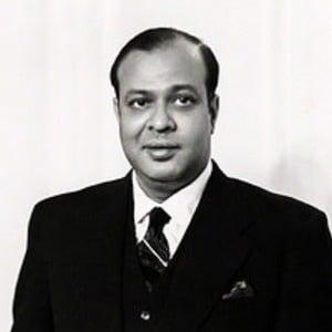 Mohammad Ali Bogra Headshot