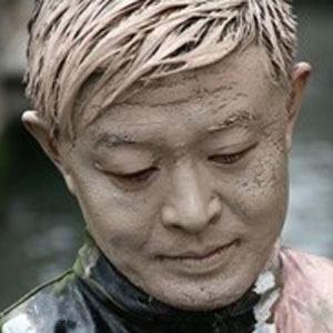 Liu Bolin Headshot