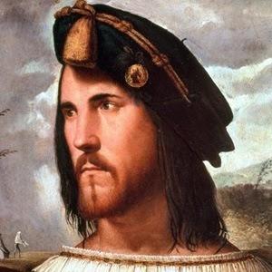 Cesare Borgia Headshot