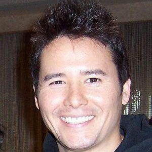 Johnny Yong Bosch 1 of 2