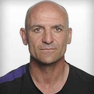 Steve Bould Headshot