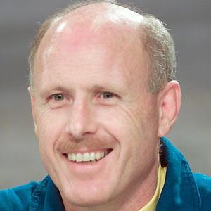 Kenneth Bowersox Headshot