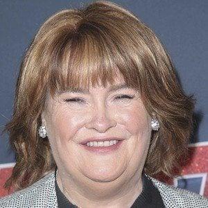 Susan Boyle 1 of 8