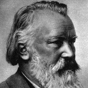 Johannes Brahms 1 of 4