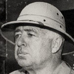 Clarence Brown Headshot