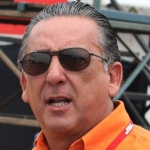 Galvão Bueno Headshot