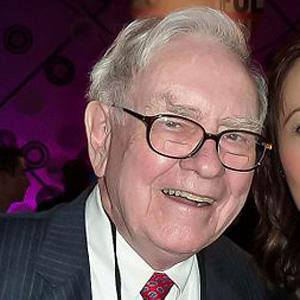 Warren Buffett 1 of 3
