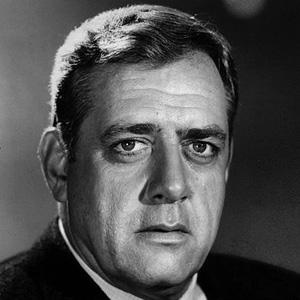 Raymond Burr 1 of 10