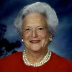 Barbara Bush 1 of 10