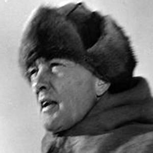 Richard E. Byrd Headshot