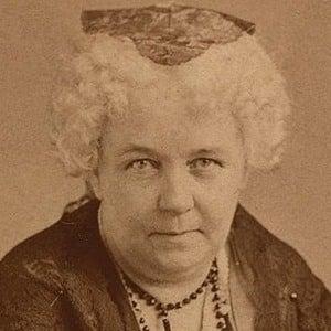 Elizabeth Cady Stanton 1 of 4