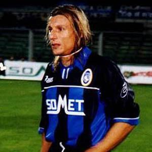 Claudio Caniggia Headshot