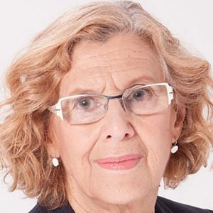 Manuela Carmena Headshot