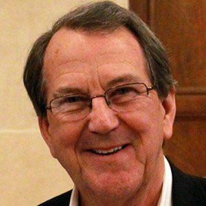 Lloyd Carr Headshot