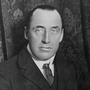 Lord Edward Carson Headshot