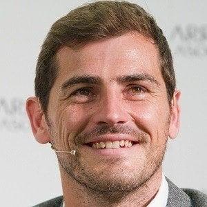 Iker Casillas 1 of 6