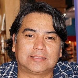 Pedro Cayuqueo Headshot