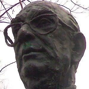 Camilo José Cela Headshot