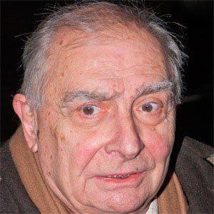 Claude Chabrol Headshot