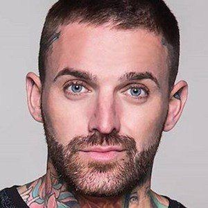 Aaron Chalmers 1 of 10