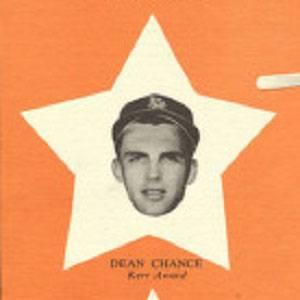 Dean Chance Headshot