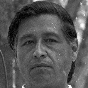 Cesar Chavez Headshot