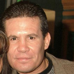 Julio César Chávez Headshot