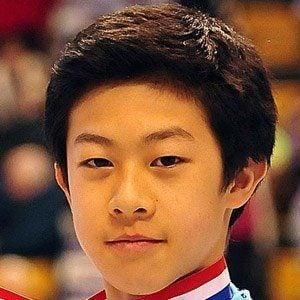 Nathan Chen boyfriend