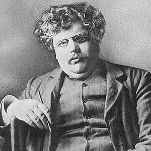 GK Chesterton 1 of 4