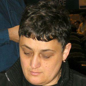 Maia Chiburdanidze Headshot