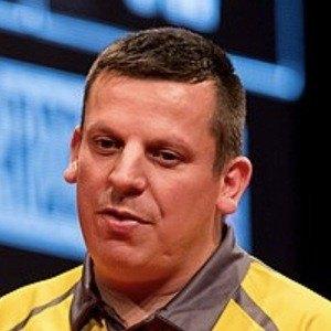 Dave Chisnall Headshot