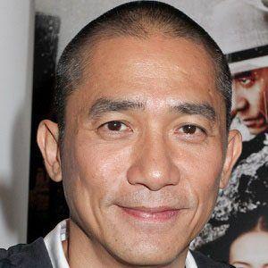 Tony Leung Chiu-wai Headshot