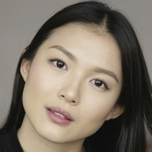 Cheryl Chou Headshot