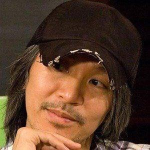 Stephen Chow Headshot