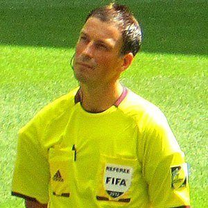 Mark Clattenburg Headshot