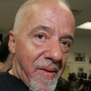 Paulo Coelho 1 of 3