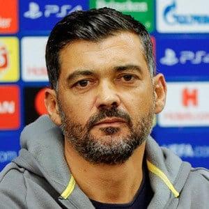 Sérgio Conceição Headshot