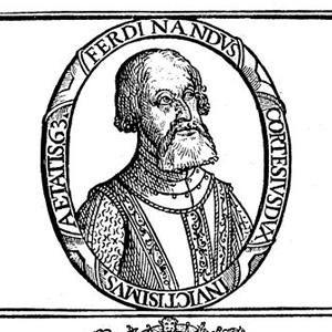 Hernando Cortes 1 of 2