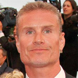 David Coulthard 1 of 3