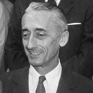 Jacques Cousteau 1 of 4