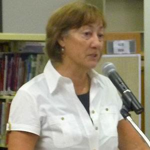 Sharon Creech Headshot