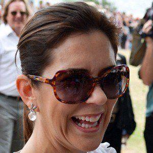 Mary Crown Princess of Denmark Headshot