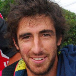 Pablo Cuevas Headshot