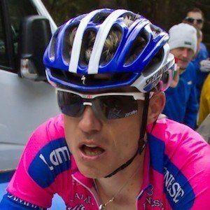 Damiano Cunego Headshot