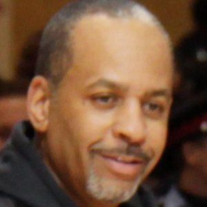 Dell Curry Headshot