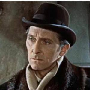 Peter Cushing 1 of 2