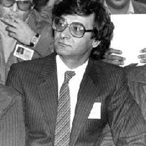 Mahmoud Darwish Headshot