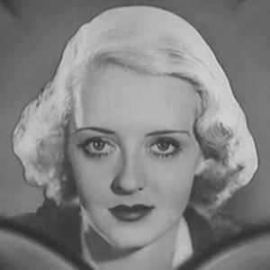 Bette Davis 1 of 10